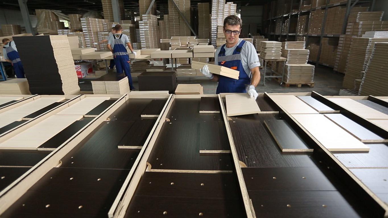Фабрика SV-Мебель. Производство мебели