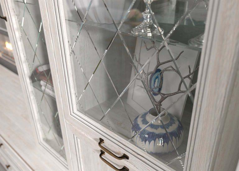 МС Александрия стекло SV-Мебель
