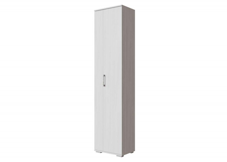 Прихожая №3 Шкаф универсальный Ясень Анкор светлый SV-Мебель