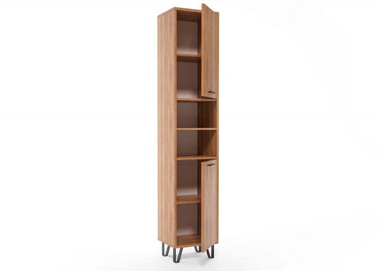 Прихожая Колибри Делано Пенал с двумя створками SV-Мебель