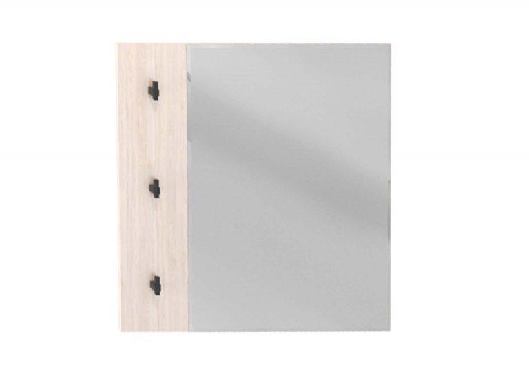 Прихожая Колибри Гикори Светлый Зеркало навесное SV-Мебель