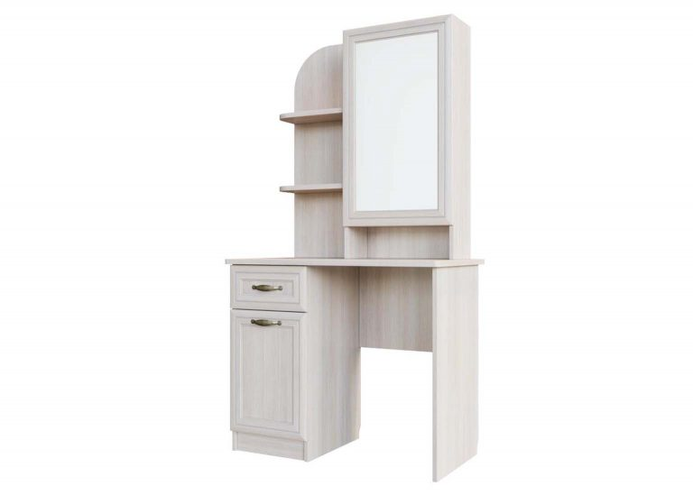 Вега ВМ-17 Туалетный стол Сосна Карелия SV-Мебель