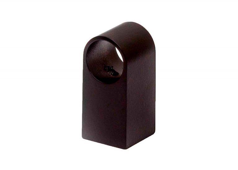 Крепеж рейлинга простой металл SV-мебель