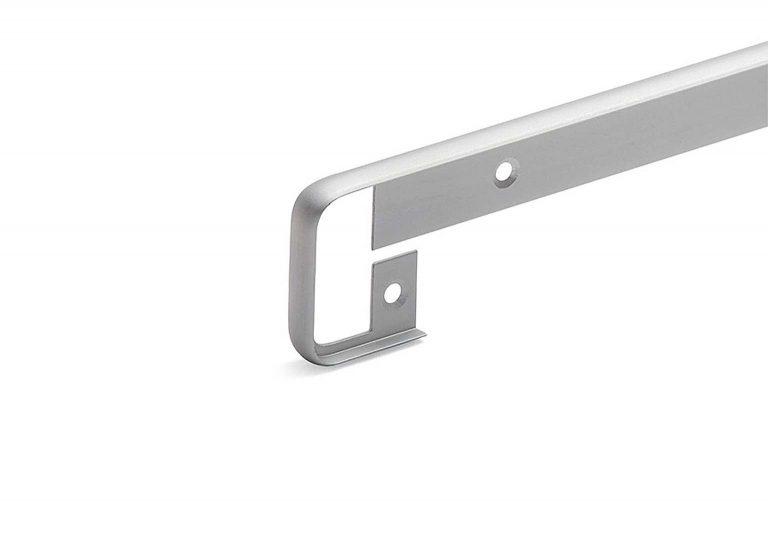 Планка для столешницы соединительная щелевая 600-мм
