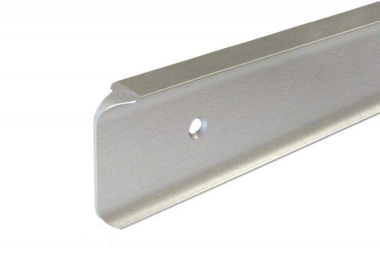 Планка для столешницы соединительная угловая 600-мм
