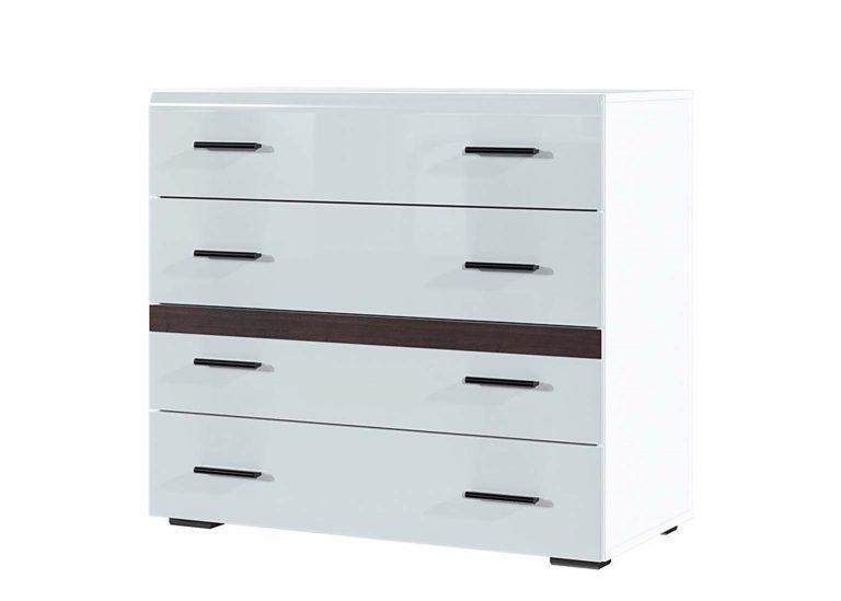 Модульная система Соло Комод 4 ящика SV-Мебель