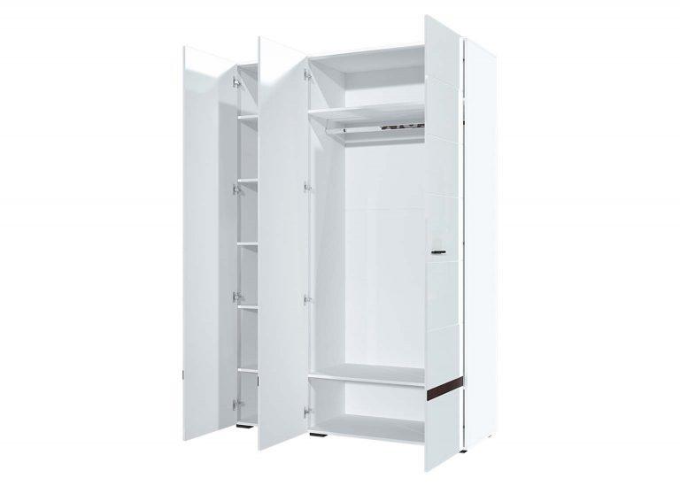 Модульная система Соло Шкаф 3-х ств. открытый SV-Мебель 1
