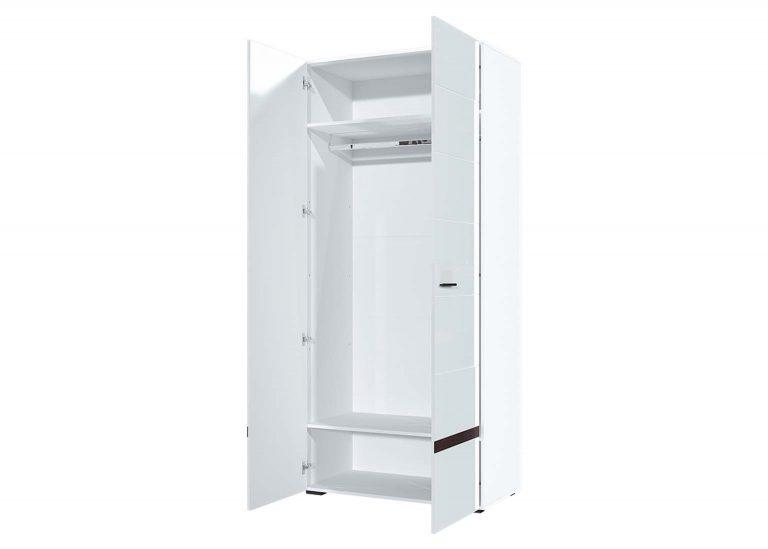 Модульная система Соло Шкаф для одежды открытый SV-Мебель