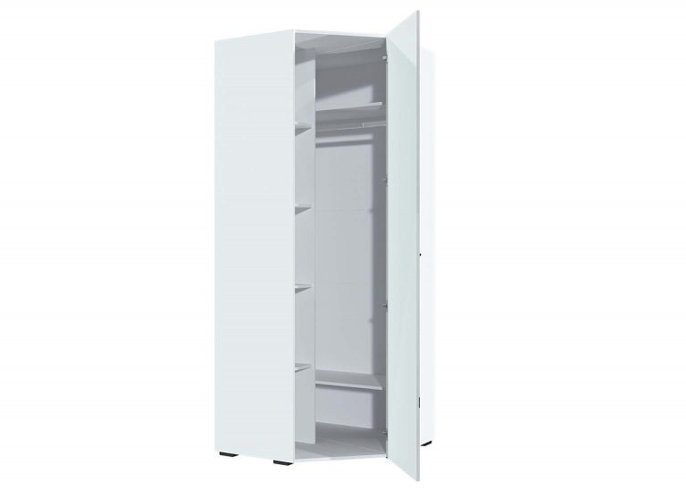 Модульная система Соло Шкаф угловой открытый SV-Мебель