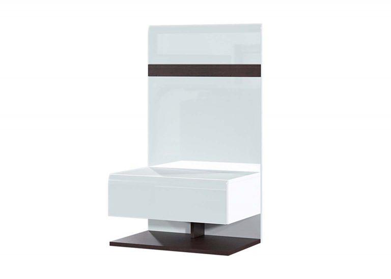 Модульная система Соло Тумба прикроватная со щитом SV-Мебель