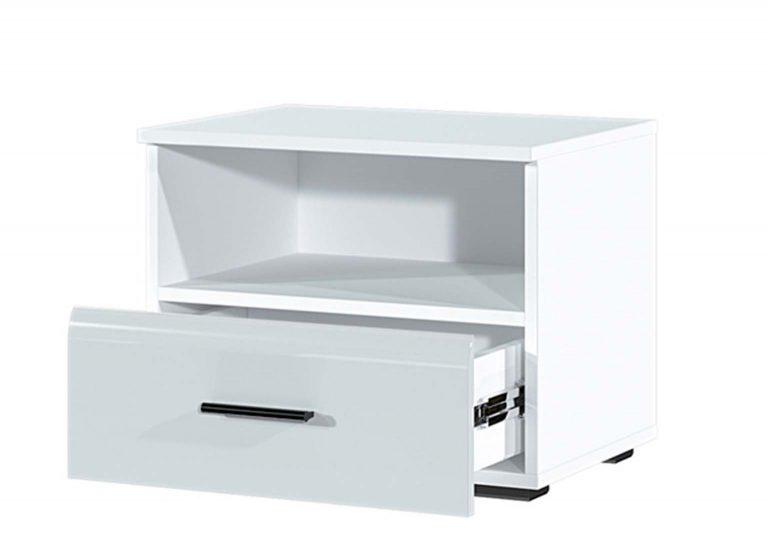 Модульная система Соло Тумба прикроватная открытая SV-Мебель