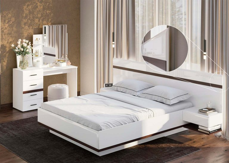 Модульная спальня Соло SV-Мебель