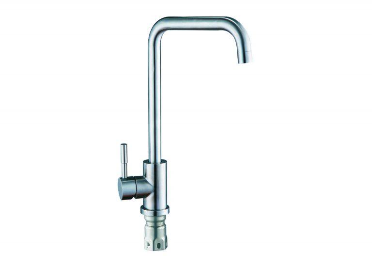Смеситель для кухни 35к Glauf ZAP4-B090 высокий излив
